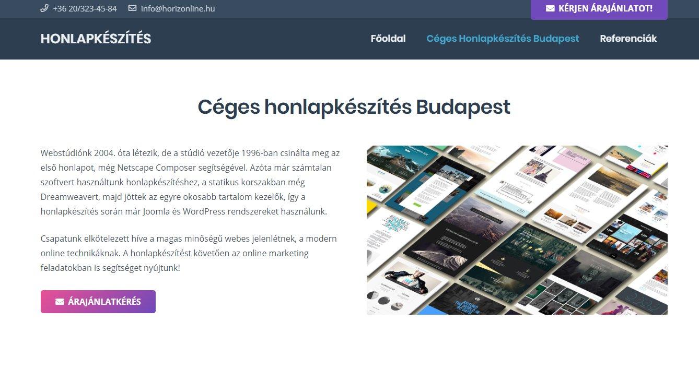 Gyors WordPress honlapkészítés